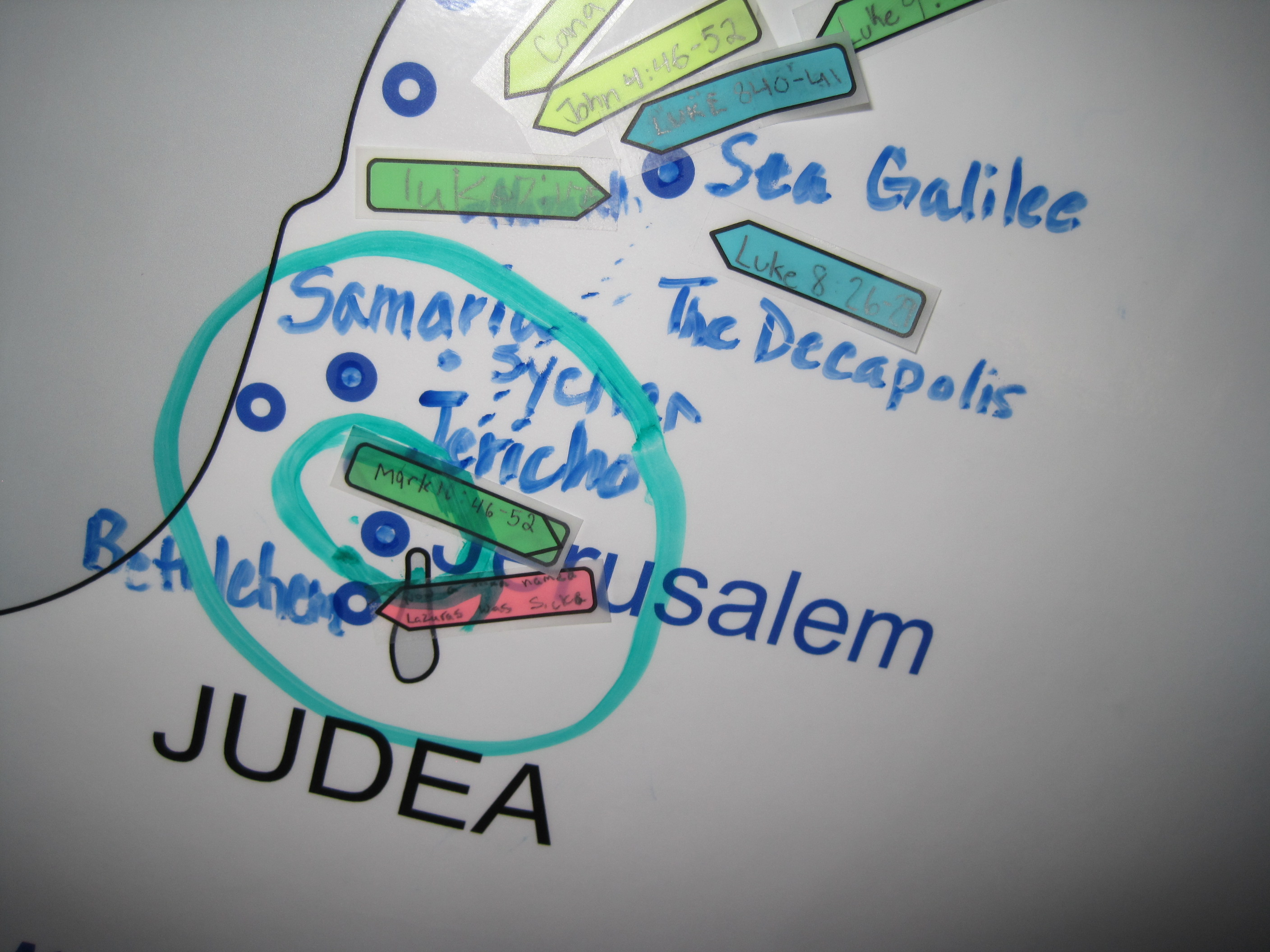 Jerusalem Judea Samaria And The Ends Of The Earth Map.Thirty Years That Changed The World God S Great Plan